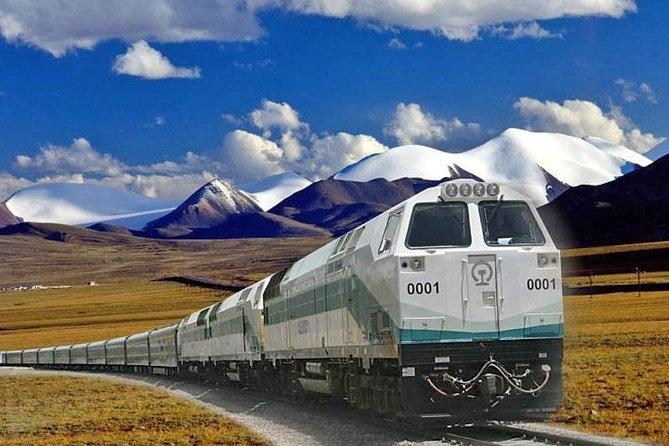 train pour Lhasa