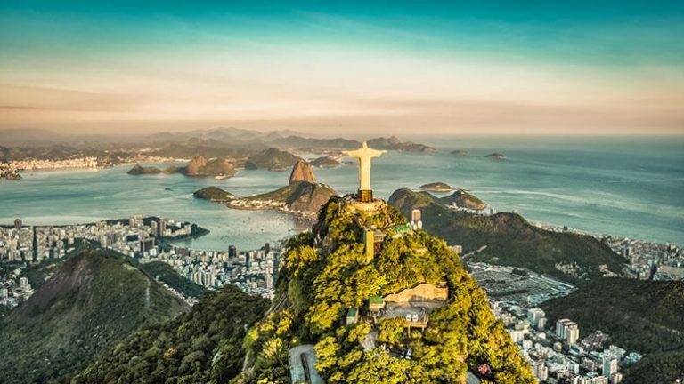 Rio de Janeiro, au Brésil.